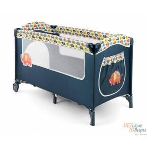 Детская кроватка-манеж Milly Mally Mirage