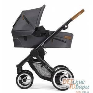 Детская классическая коляска Mutsy IGO Urban Nomad Dark