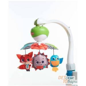 Детский мобиль на кроватку 3в1 Tiny Love Веселая лужайка