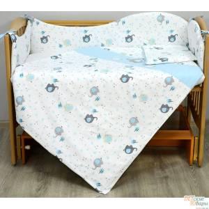 Детский постельный комплект Верес Elephant 6 ед.
