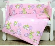 Детский постельный комплект Верес Big Farm 6 ед.