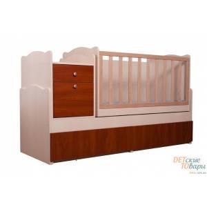 Детская кровать трансформер 5в1 Дадон