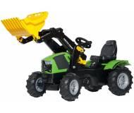 Детский трактор Rolly Toys RollyFarmtrac Deutz-Fahr 5120