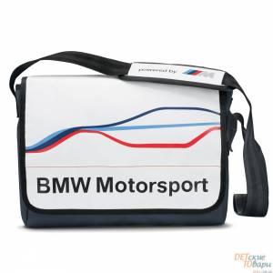 4ac2361a155e Сумка BMW Motorsport Messenger - купить детские товары в интернет ...