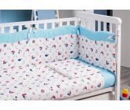 Детский постельный комплект Верес  Maritime 6 ед.