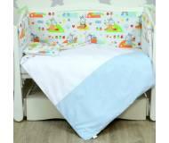 Детский постельный комплект Верес Little Donkey 6 ед.