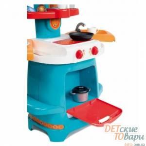 Детская интерактивная кухня Smoby Cooky