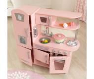 Детская кухня Pink Vintage KidKraft 53179