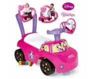 Детский автомобиль-каталка 2в1 Smoby Minnie Mouse