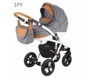 Детская универсальная коляска 2в1 Adamex Avila Prestige PY