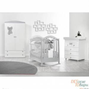 Детская кроватка Baby Italia Fiocco