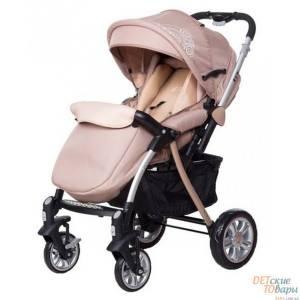 Детская прогулочная коляска Bair Fox