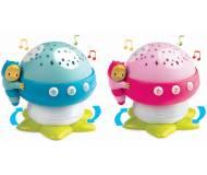 Детский музыкальный проектор Smoby Cotoons Грибочек 110109
