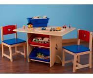 Детсеий стол со стульчиками Star Table&Chair Set KidKraft 26912
