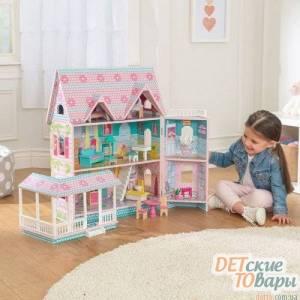 Кукольный домик Abbey Manor KidKraft 65941