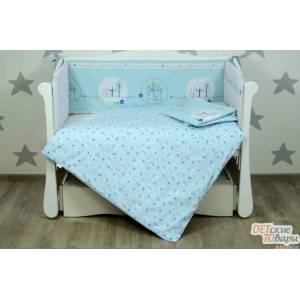 Детский постельный комплект Верес Forest 6 ед.