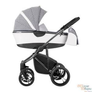 Детская универсальная коляска 2в1 Bebetto Bresso Premium Class