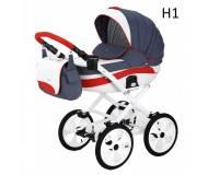 Детская универсальная коляска 2в1 Adamex Sofia Happy Collection