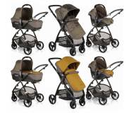 Детская универсальная коляска 3в1 Be Cool Slide Cocoon Zero