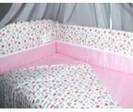 """Детский постельный комплект Greta Lux """"Принцесса"""" 7 ед."""
