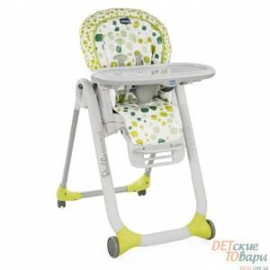 Детский стульчик для кормления Chicco Progress