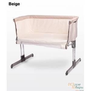 Детская кроватка-колыбель Caretero Sleep2gether