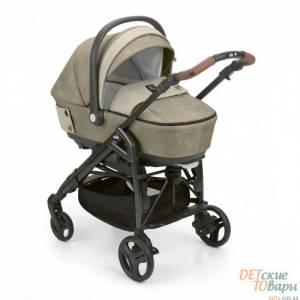Детская универсальная коляска 3в1 Cam Techno Soul