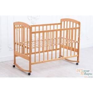 Детская кроватка Laska-M Лама