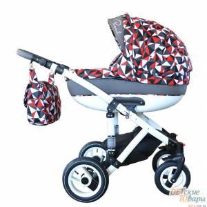 Детская универсальная коляска 2в1 Ajax Group Pearl