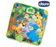 Детский музыкальный коврик Chicco Джунгли