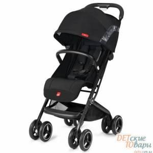 Детская прогулочная коляска GB Qbit+ B Satin