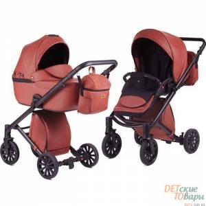 Детская универсальная коляска 3в1 Anex Cross