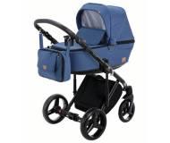 Детская универсальная коляска 2 в 1 Adamex Riccio