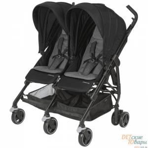 Детская коляска-трость для двойни Maxi-Cosi Dana For2