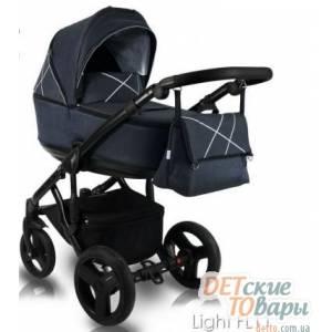 Детская универсальная коляска 2 в 1 Bexa Fresh Light