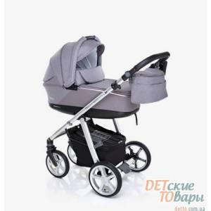 Детская универсальная коляска 2 в 1 Espiro Next Silver