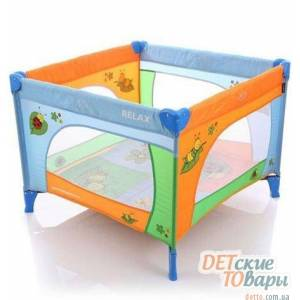 Детская кроватка-манеж Baby Point Relax