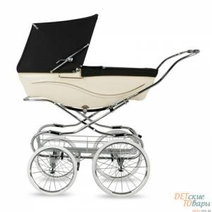Детская коляска-люлька Silver Cross Kensington