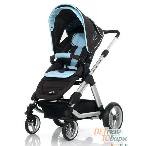 Детская универсальная коляска 2 в 1 ABC Design 4 Tec - купить