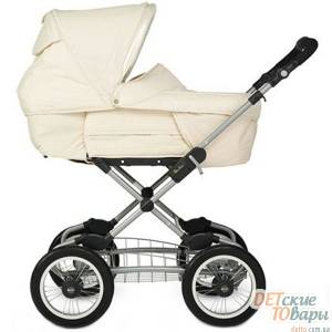 Детская коляска-трансформер Silver Cross Sleepover Deluxe Classic