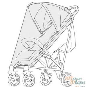 Дождевик для коляски Cybex