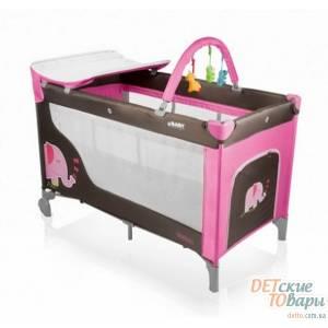 Детская кроватка-манеж Baby Design Dream