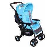 Детская прогулочная коляска Baciuzzi B14 Blue