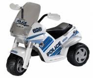Детский мотоцикл Peg-Perego Raider Полиция