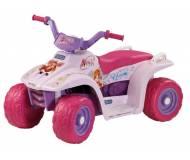 Детский квадроцикл Peg-Perego Winx Quad