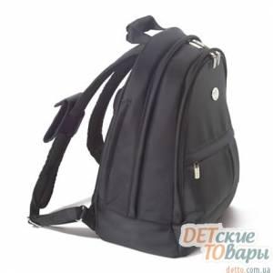 Рюкзак молодой мамы черный Avent