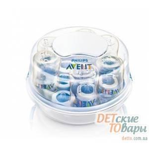 Стерилизатор в микроволновую печь Avent (SCF281/02)