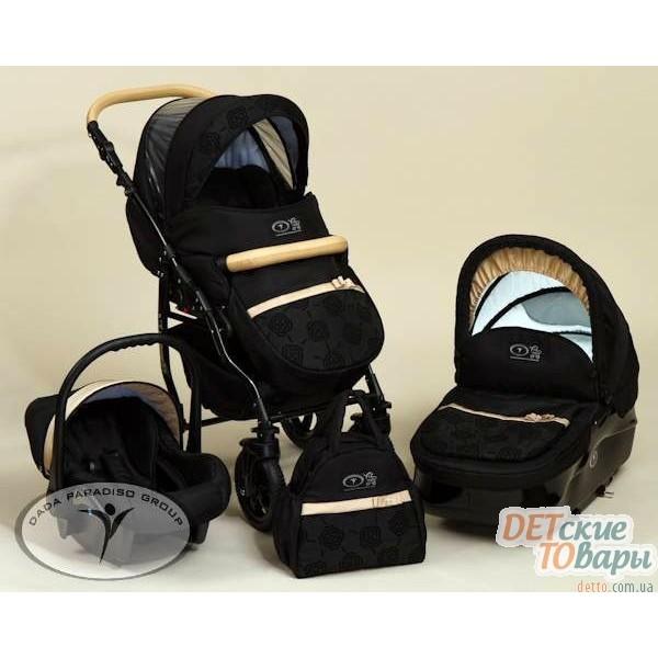 Детская универсальная коляска DPG Glamour