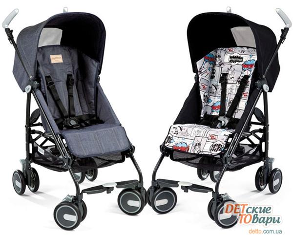 Детская прогулочная коляска Peg-Perego Pliko Mini