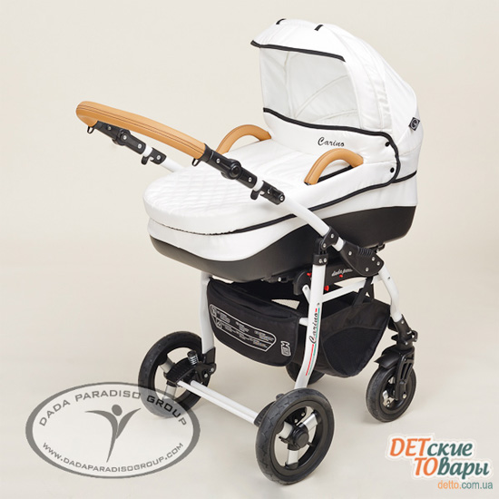 Детская коляска Dada Paradiso Group Carino